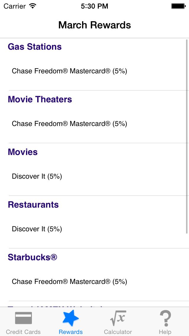 Reward Check review screenshots