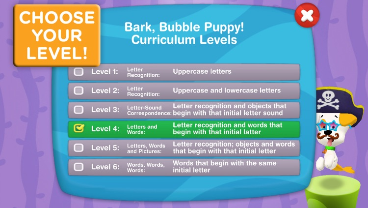 Bubble Puppy: Play and Learn screenshot-4