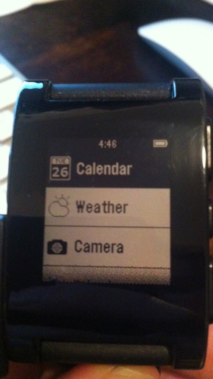 Smartwatch+ for Pebble screenshot-4