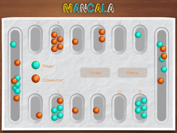Mancala Free HD screenshot-2