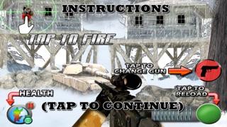 Arctic Assault (17+) : Sniper vs Sniper screenshot four