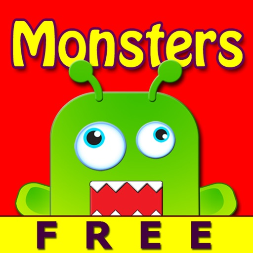Abby Monsters Maker HD Free Lite icon