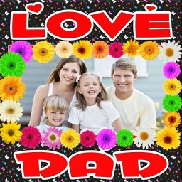 Father's Day Picture Frames and Styles