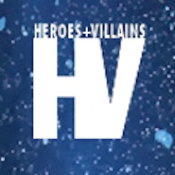 Heroes+Villains Pocket Guide