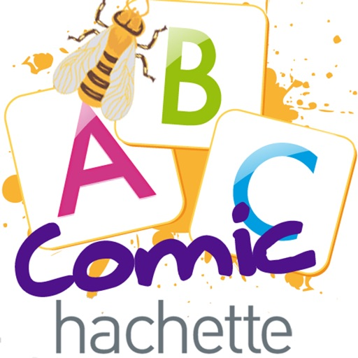 ABC Comic Capital Letters - Lite