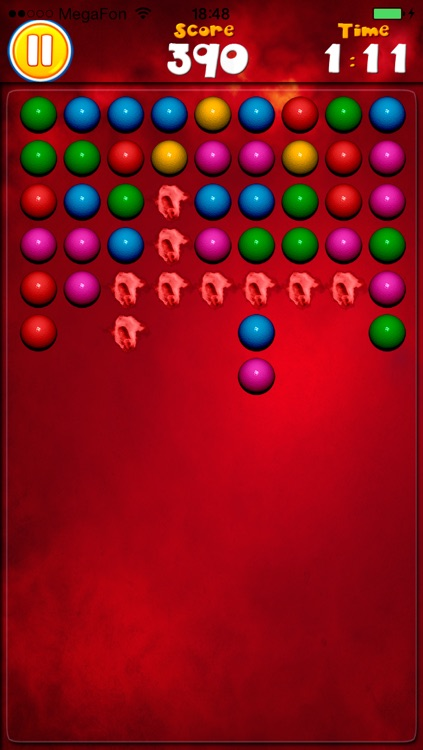 Attack Balls - New Bubble Shooter Game (Best Cool & Funny Games For Girls & Kids - Touch Top Fun) screenshot-2