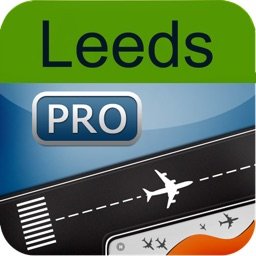 Leeds Airport + Flight Tracker HD