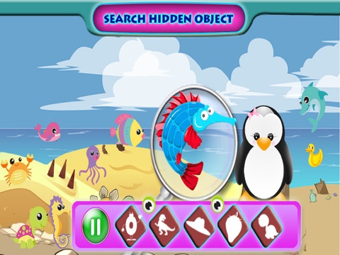 Finding Alphabet And Numbers Amazing Hidden Objects Puzzle Game