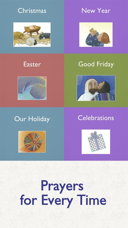 365 Prayers for Kids – A Daily Illustrated Prayer for your Family and School with Kids under 7 screenshot-3