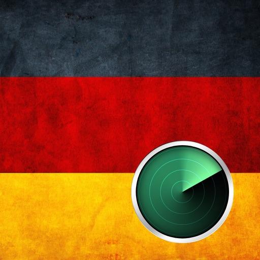 Germany Camera Radar icon