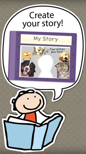‎Kid in Story Book Maker: Create and Share Personalized Photo Storybooks on the App Store