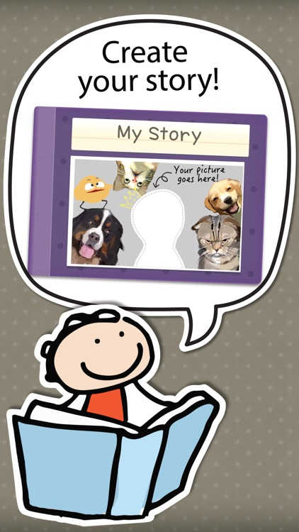 Kid in Story Book Maker: Create and Share Personalized Photo Storybooks screenshot-0