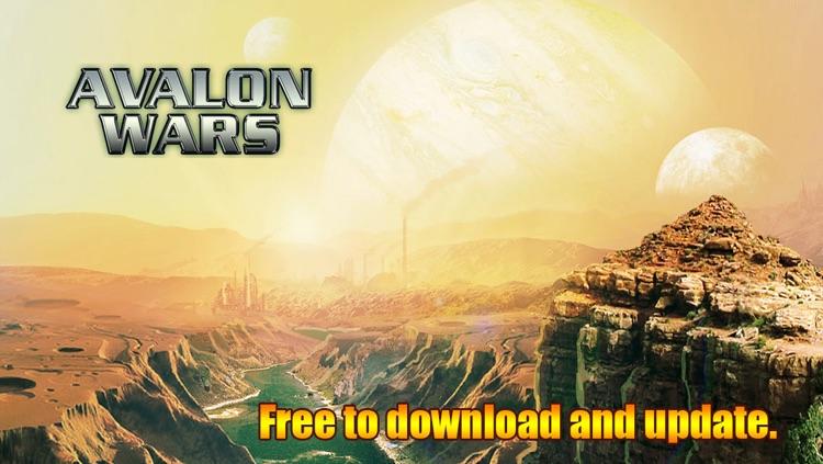 Avalon Wars screenshot-4