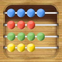 KidsAbacus - Children learn to count with the abacus of Montessori -