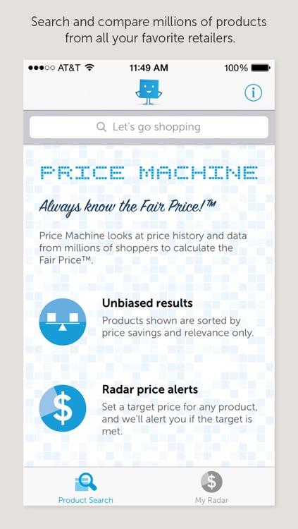 Price Machine - Shop Smart by NexTag, Inc