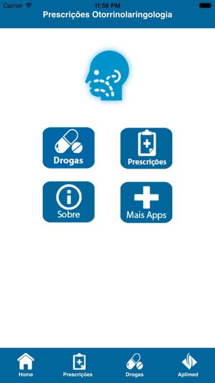 Prescrições Médicas em Otorrinolaringologia