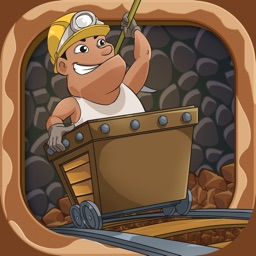 Gold Miner Rail Craft Ride: Pitfall Survival