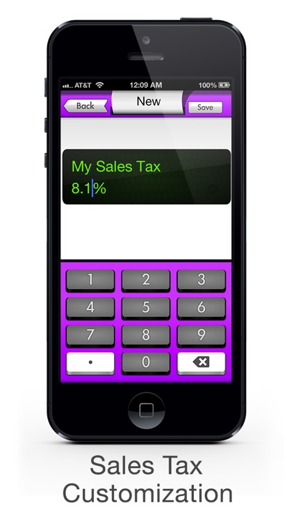 Sales Tax Calculator FREE Tax Me - Shopping Checkout, Coupon and Discount Helper screenshot-3