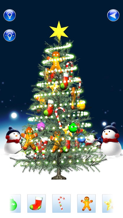 Christmas Tree 3D. screenshot-2