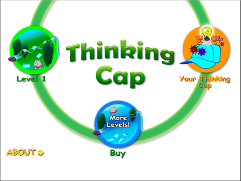 Thinking Cap Brain Game Free: A NeuroPlay Adventure | App