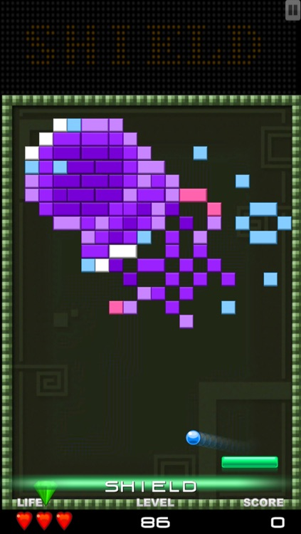 Space Buster 2048 screenshot-3