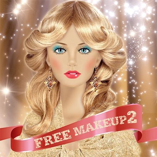 Макияж, прически и мода Барби топ-модели принцесса Бесплатно 2