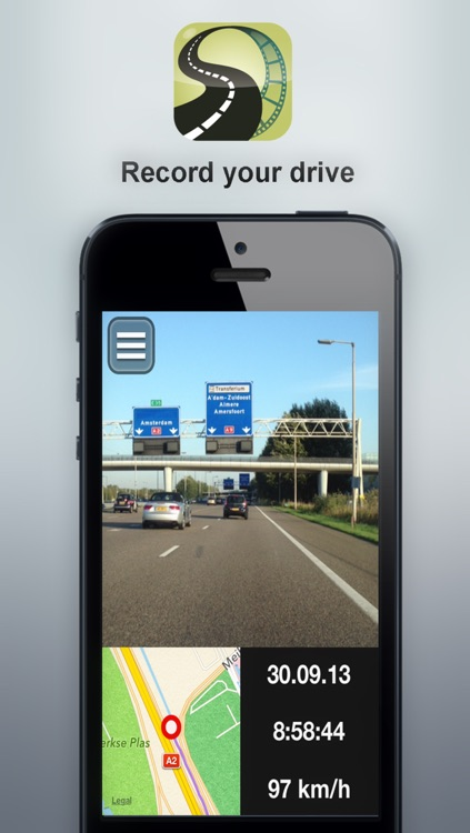 SaveDrives - Car Dashboard Video Camera & Help In Auto Accident