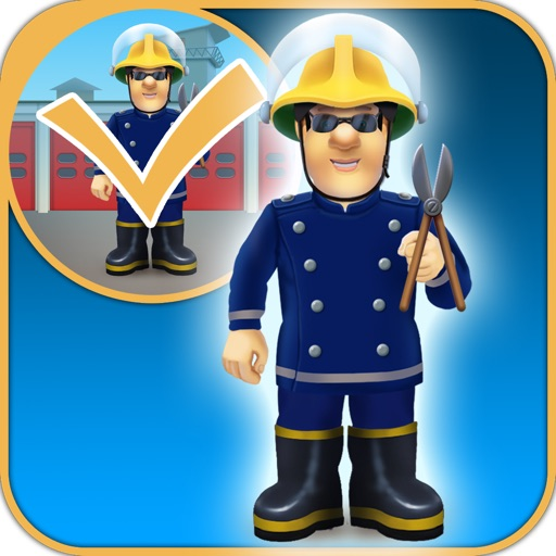 Fireman and Policeman Junior City Heroes Pro - Copy and Draw Fire Rescue Maker Advert Free Game