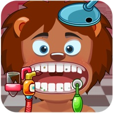 Activities of Mad Madagascar Dentist: Europe Most Wanted Doctor Office Game