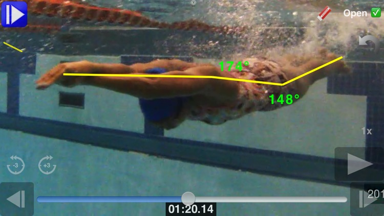 CMV+ Slo-mo Video Analysis with Stopwatch Splits-Timer, Frame-by-Frame & Rotate from CoachMyVideo screenshot-1