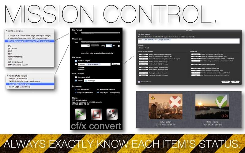 convert LE Screenshot