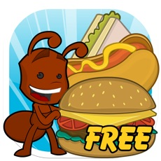 Activities of Fire Ant Picnic FREE - Burger Smasher Game