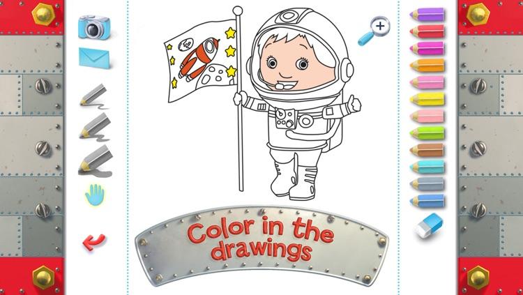 Jett's space rocket - Little Boy screenshot-4