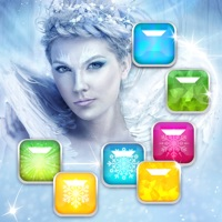 Codes for Ice Princess Frozen Snowflake matching Puzzle Game Hack