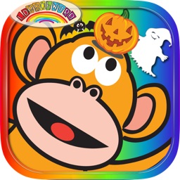 Five Little Monkeys Halloween HD