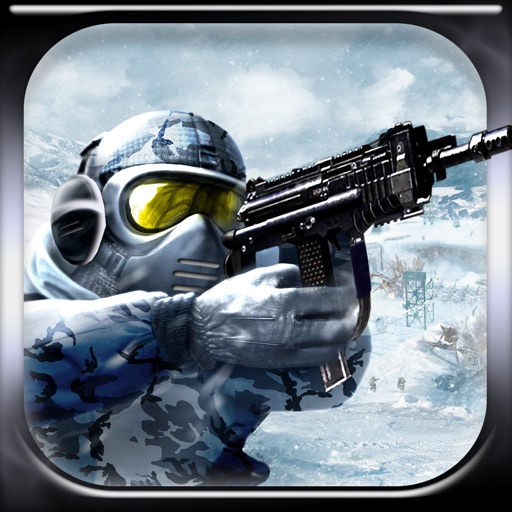 A Winter Sniper Commando PRO - Full Combat Assault Version