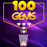 Codes for Throw 100 Precious Gem-Stones : Catch Fall-ing Jewels in Glasses Pots Hack
