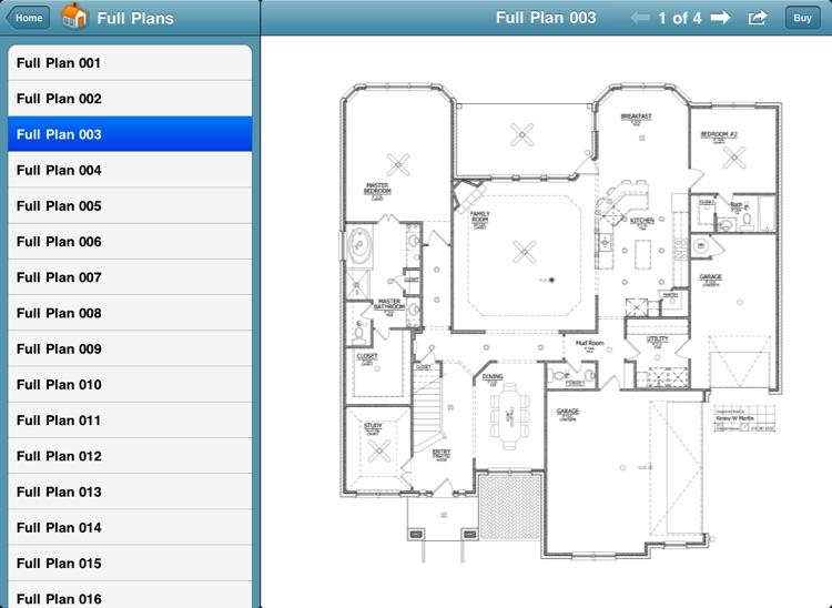 Square Foot: Floor Plans HD