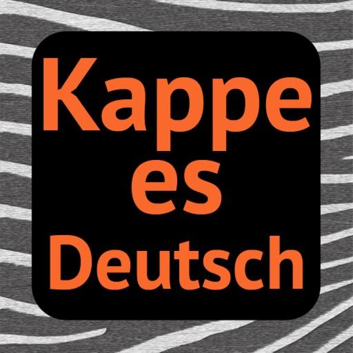 Kappe es Deutsch