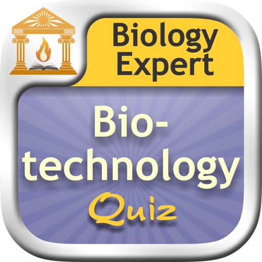 Biology Expert : Biotechnology Quiz FREE icon