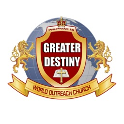 Your Greater Destiny