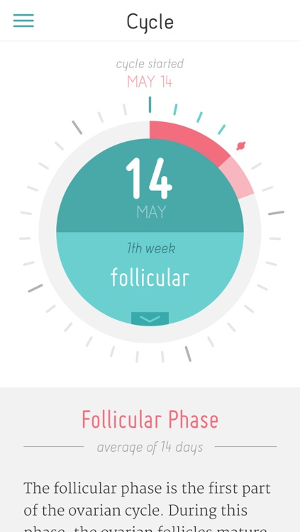 Period Tracker with Mood, Fertility & Birth Control Pill Diary with Reminder screenshot-3