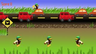 Duck Crossing screenshot one