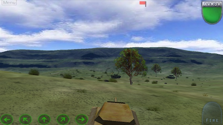 Tanks War HD