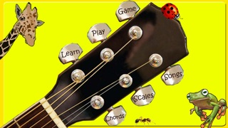 Guitar For Kids Level 1 screenshot one
