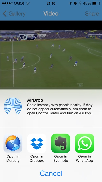 Simple Video Converter with Dropbox