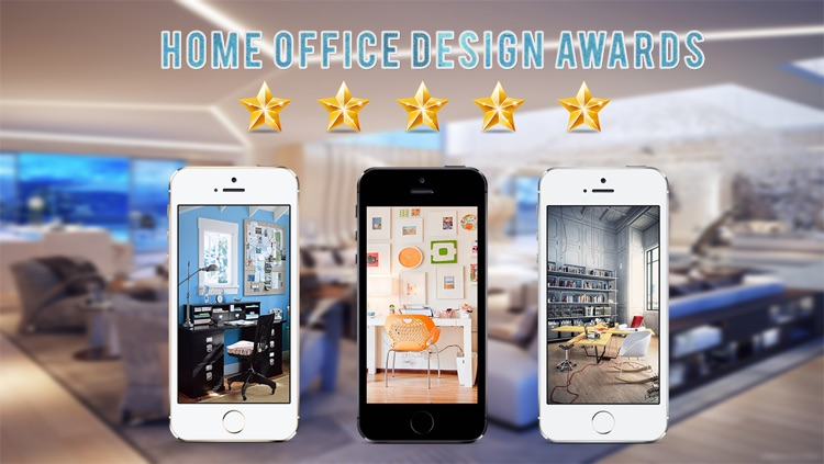 Home Office Design Ideas HD screenshot-1