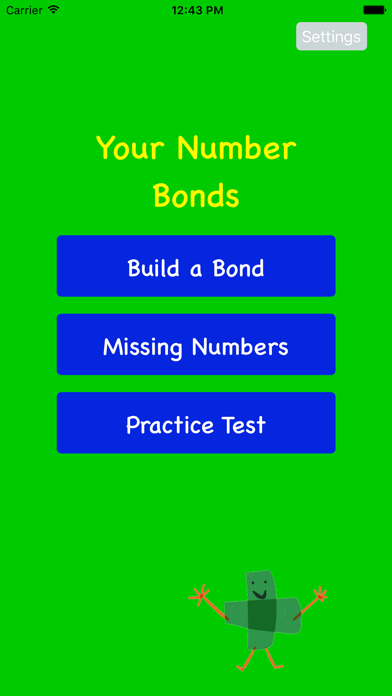 Your Number Bonds screenshot one