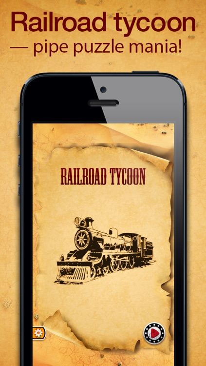 Railroad tycoon - train puzzle! screenshot-4