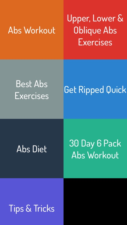 How To Get Perfect Abs - Complete Video Guide